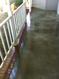 Concrete Brick Porch NJ