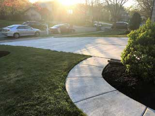 Concrete Walkway Cherry Hill NJ